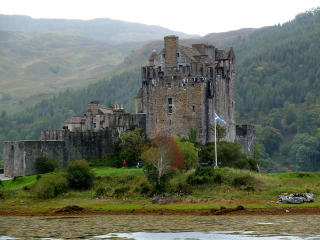Eilean Donan Castle, Highlands