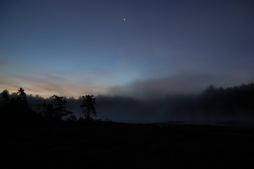 morning sunrise dawn venus newhampshire bog amherst