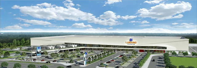 SM Lanang Premier Opens September 28, 2012 in Davao City