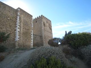 Image de Castelo de Mértola. férias alentejo