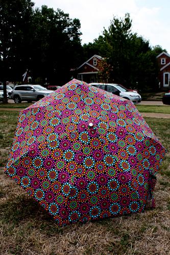 Under-umbrella