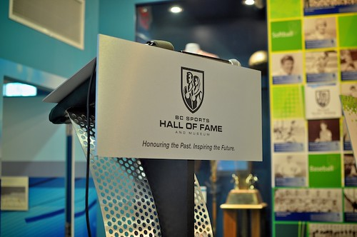 BC Sports Hall of Fame Class of 2012