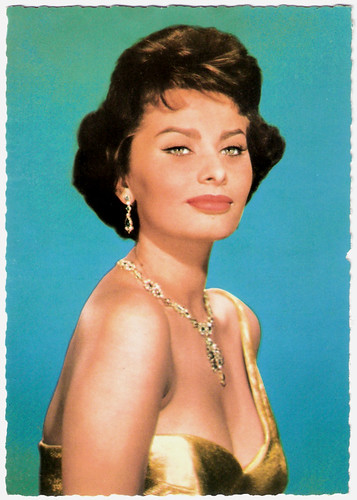 Happy birthday, Sophia Loren!