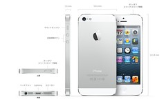 iPhone 5 こんなプランで機種変更手続完了したよ