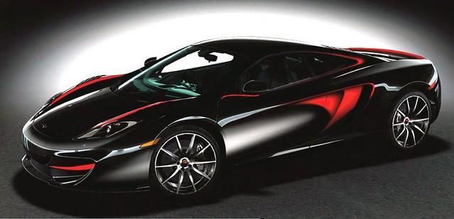 McLaren 12C Singapore Edition