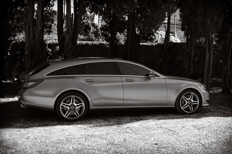 2012 Mercedes-Benz CLS 63 AMG Shooting Brake