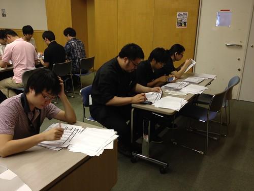 PTQ GTC - Yoyogi : Deck Check
