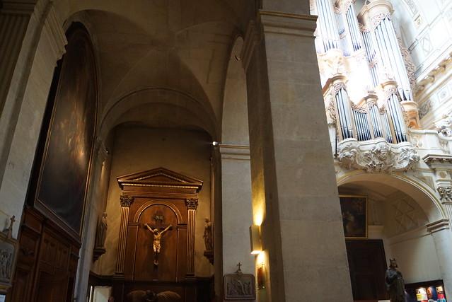 サン・ルイ・アン・リル教会