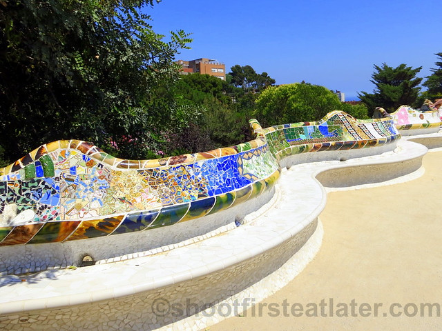 Park Güell- nature's square-001