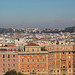 Rome-view from Castel Sant Angelo