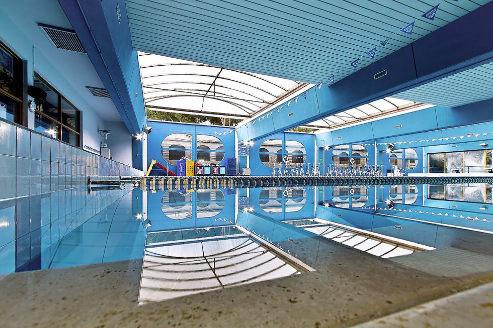 Il centro sportivo all round piscine all round for Centro sportivo le piscine