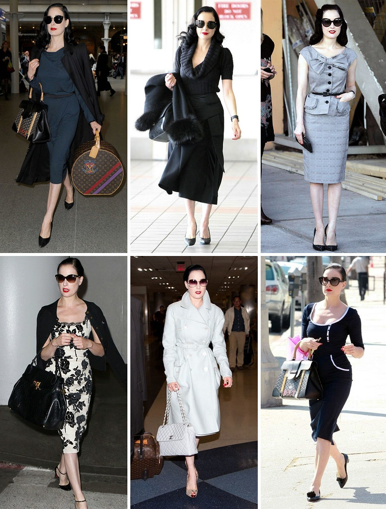 Happy 40th - Dita Von Teese (Dressy)