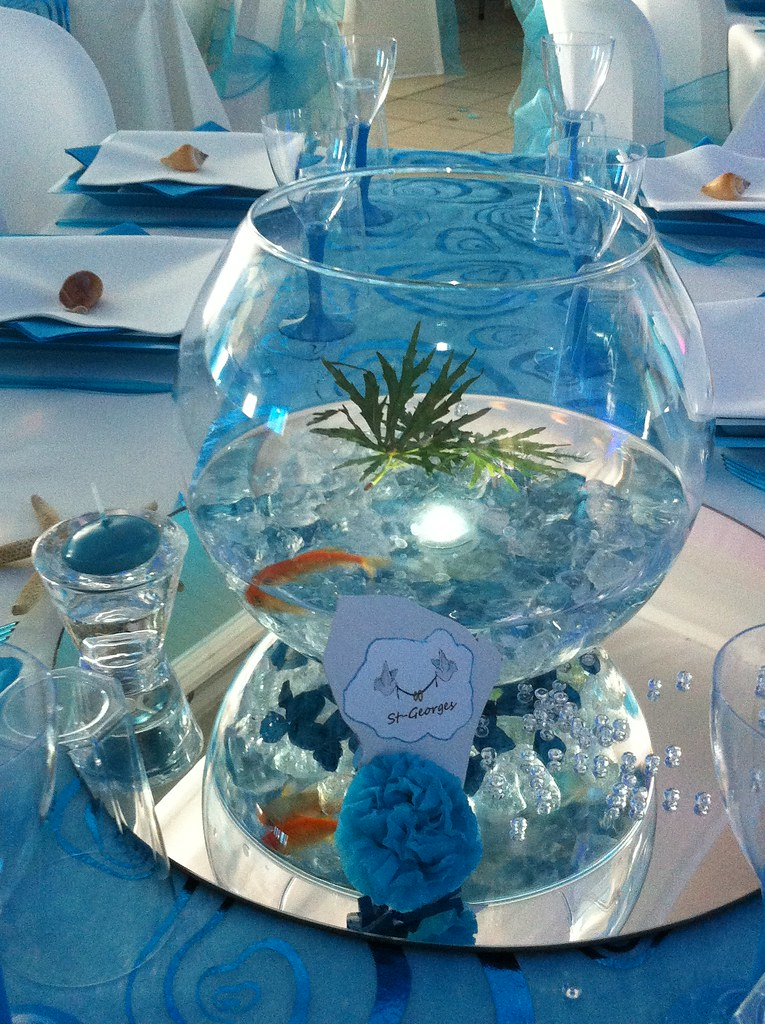 Decoration mariage decoratrice mariage festidomi for Decoration pour poisson