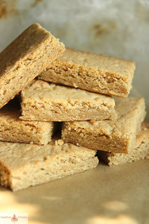 Chai Spice Blondies