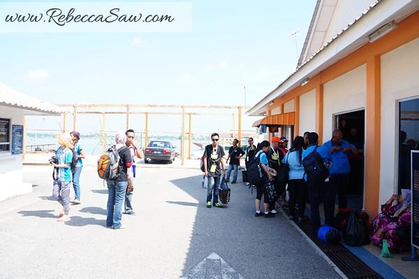 Malaysia tourism hunt 2012 - Terengganu jetty
