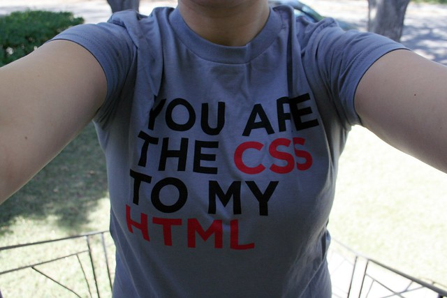 7 days :: 4 {you are the css to my html}