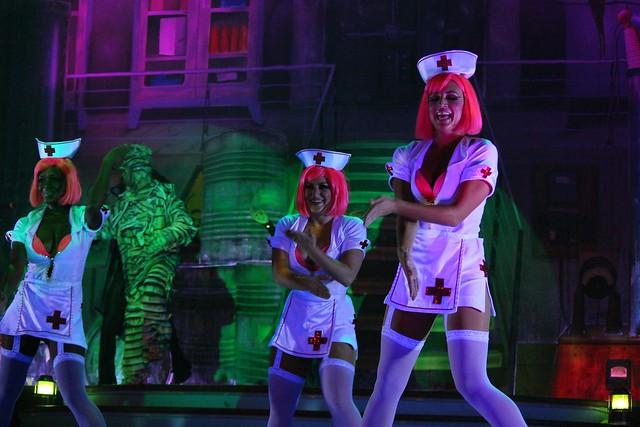Howl O Scream 2012 At Busch Gardens Tampa Flickr Photo Sharing