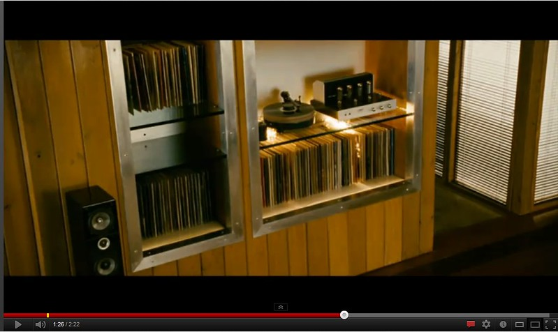 Quot The Mechanic Quot Movie Stars A Nice Tube Vinylphile System