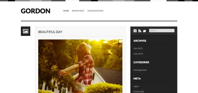 9 themes WordPress miễn phí mang phong cách Tumblr 205