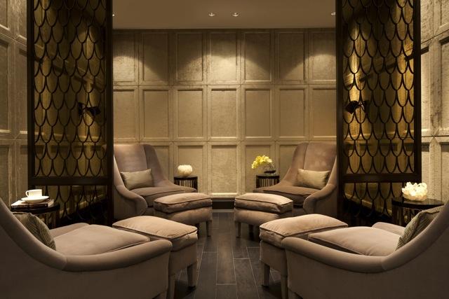 Rosewood Hotel Georgia_Sense A Rosewood Spa_Lounge