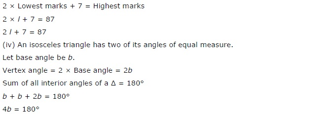 NCERT Solutions Class 7 Maths Chapter 4 Simple Equations Exercise 4.1