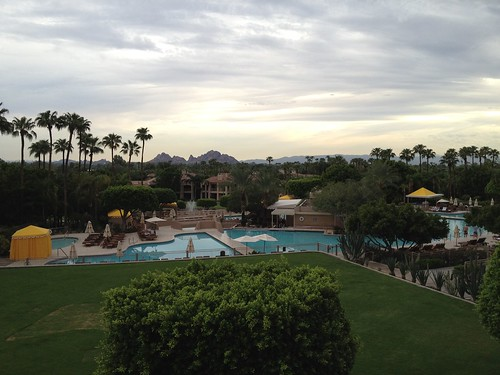 View from the Phoenician