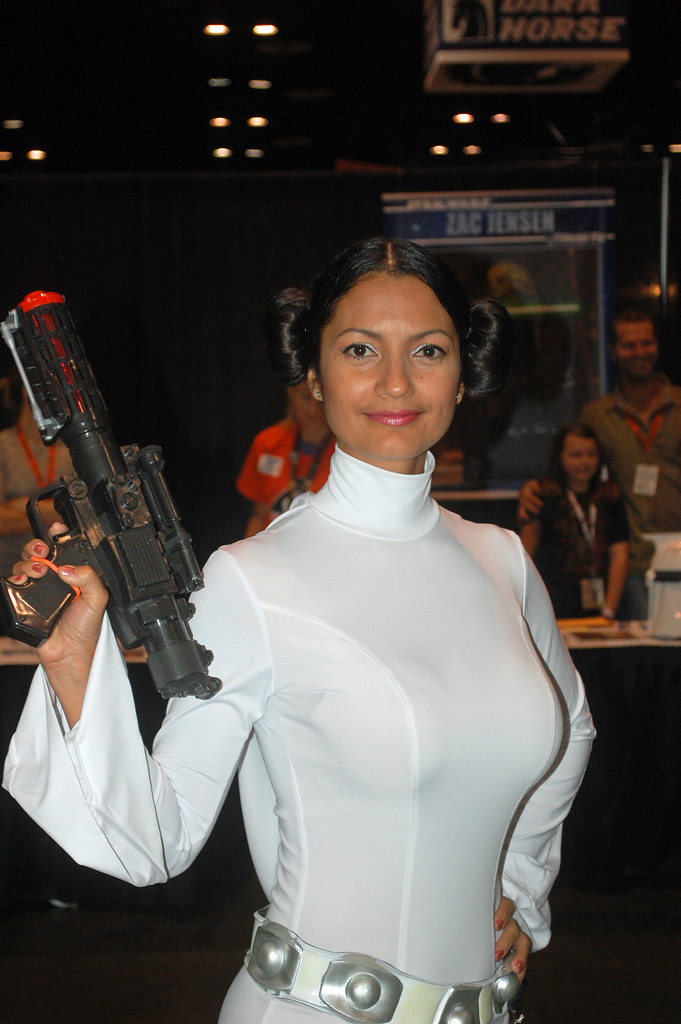 Sexy Princess Leia | by Lightningtyme Sexy Princess Leia | by Lightningtyme