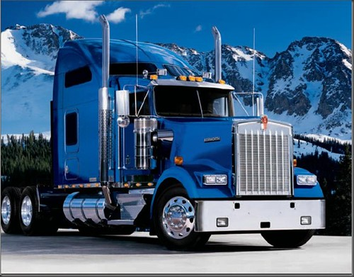 Trailers kenworth modificados - Imagui