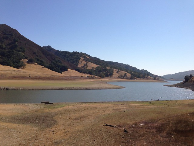 Uvas Reservoir