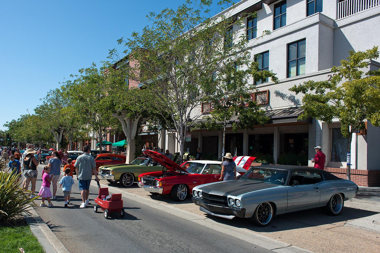 Livermore Car Show
