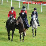 Irish Pony Club Race Day - 30th September 2012