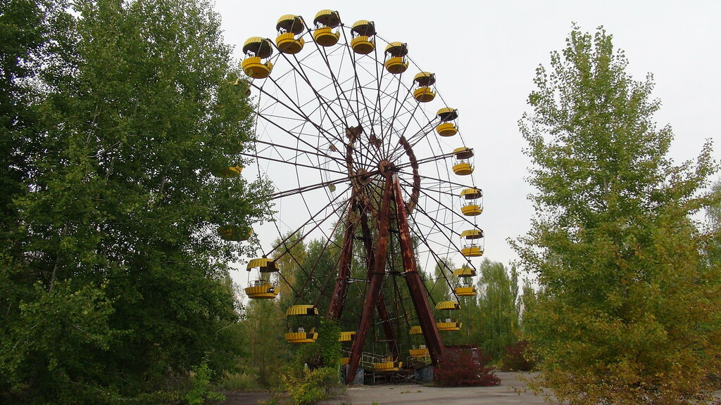 chernobyl II - return to chernobyl