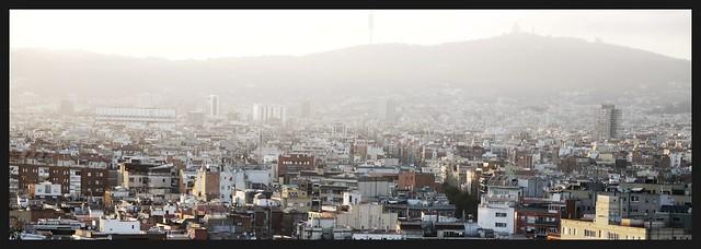 montejuic view