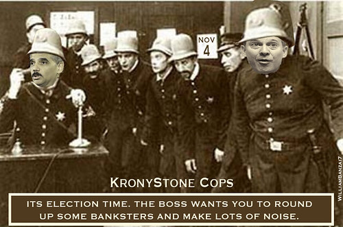 KRONYSTONE COPS by Colonel Flick