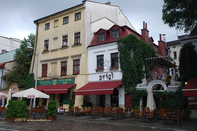 restaurants in jewish quarter
