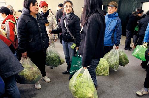 北京農村市集2
