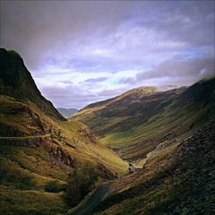 The Honister Pass, Borrowdale, Cumbria
