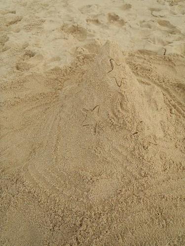 Sorcerer Hat Sand Castle