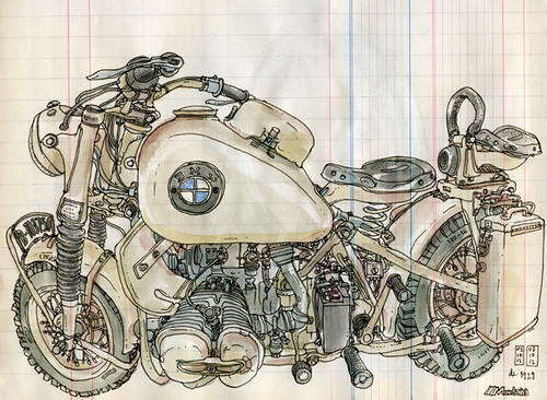 bmw by lapin barcelona
