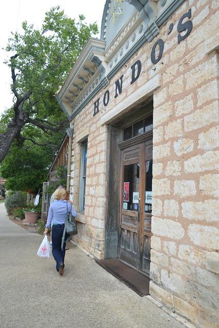 Hondo's in Fredericksburg