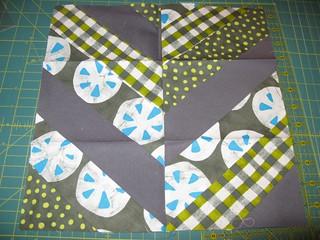 Malka quilt block