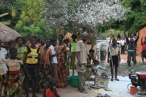local manioc mill