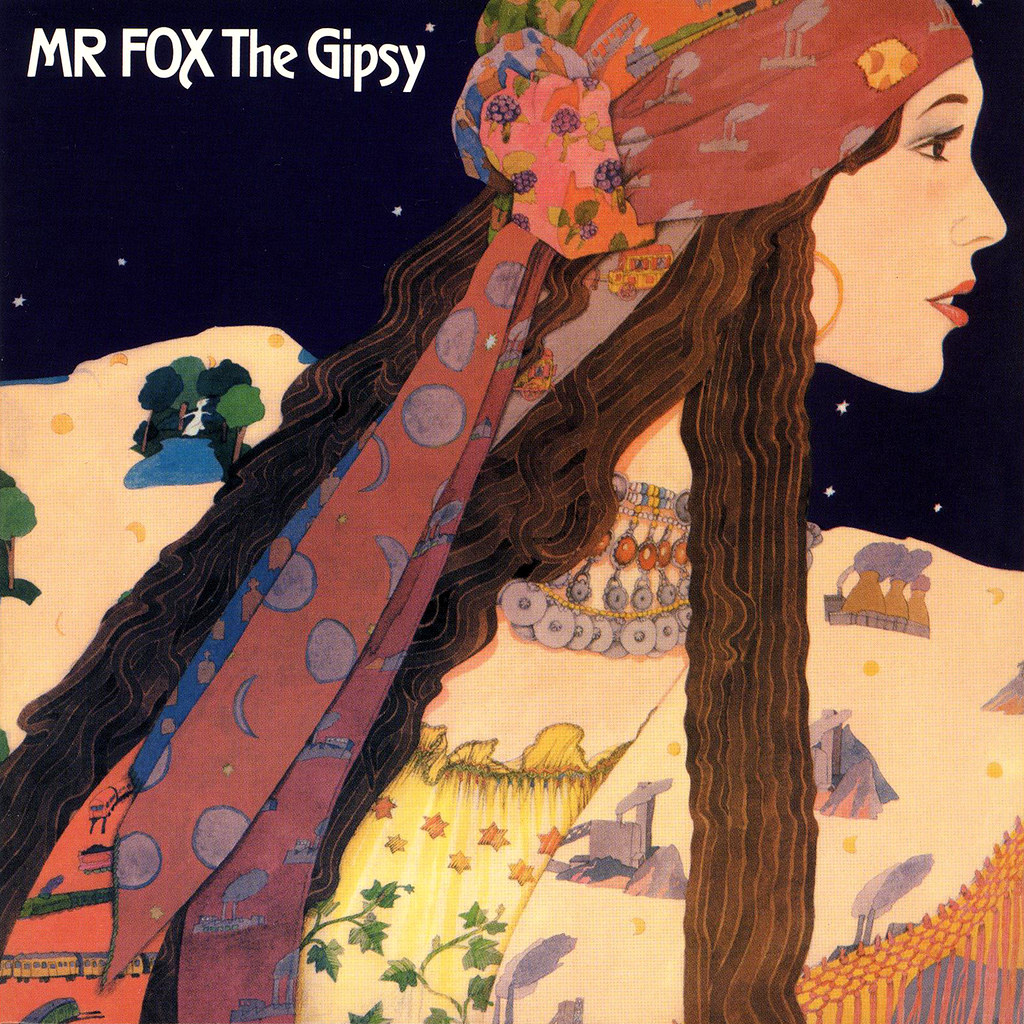 Mr Fox Lp Cover Art