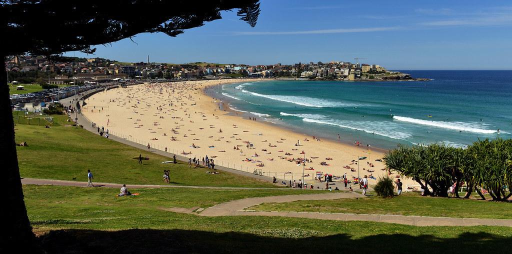 Bondi Beach, Australia 2012