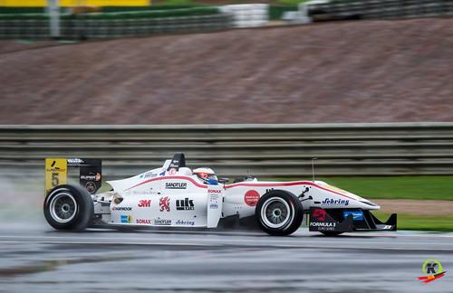 Felix Rosenqvist , Circuito Ricardo Tormo
