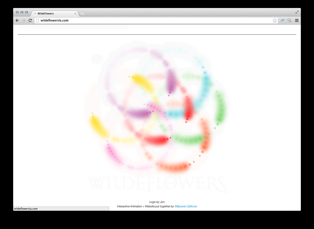 WildeFlowersLA.com Website by William Ismael | Willpower