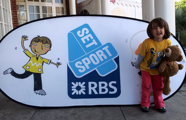 Set4Sport event at London Zoo
