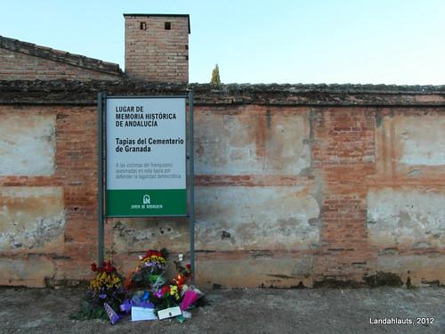 Tapias del Cementerio de Granada