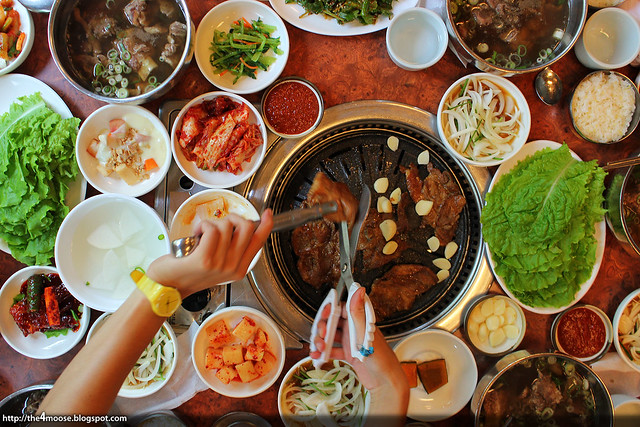 연포갈비 - Meat