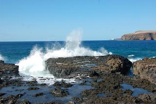 Image of Piscinas Naturales. Salinas. grancanaria spain canaries canaryislands islascanarias kanary hiszpania wyspykanaryjskie